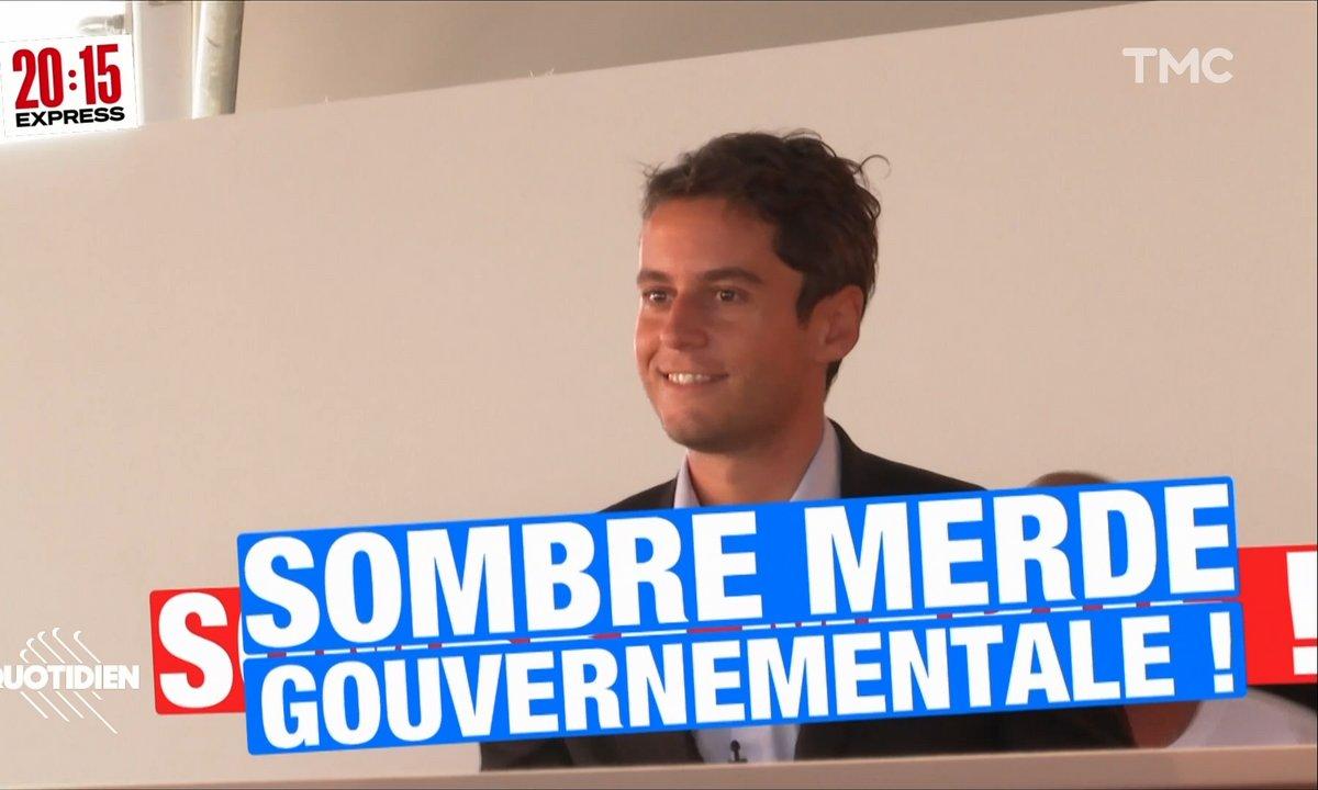 20h15 Express : Gabriel Attal chahuté à la Fête de l'Huma