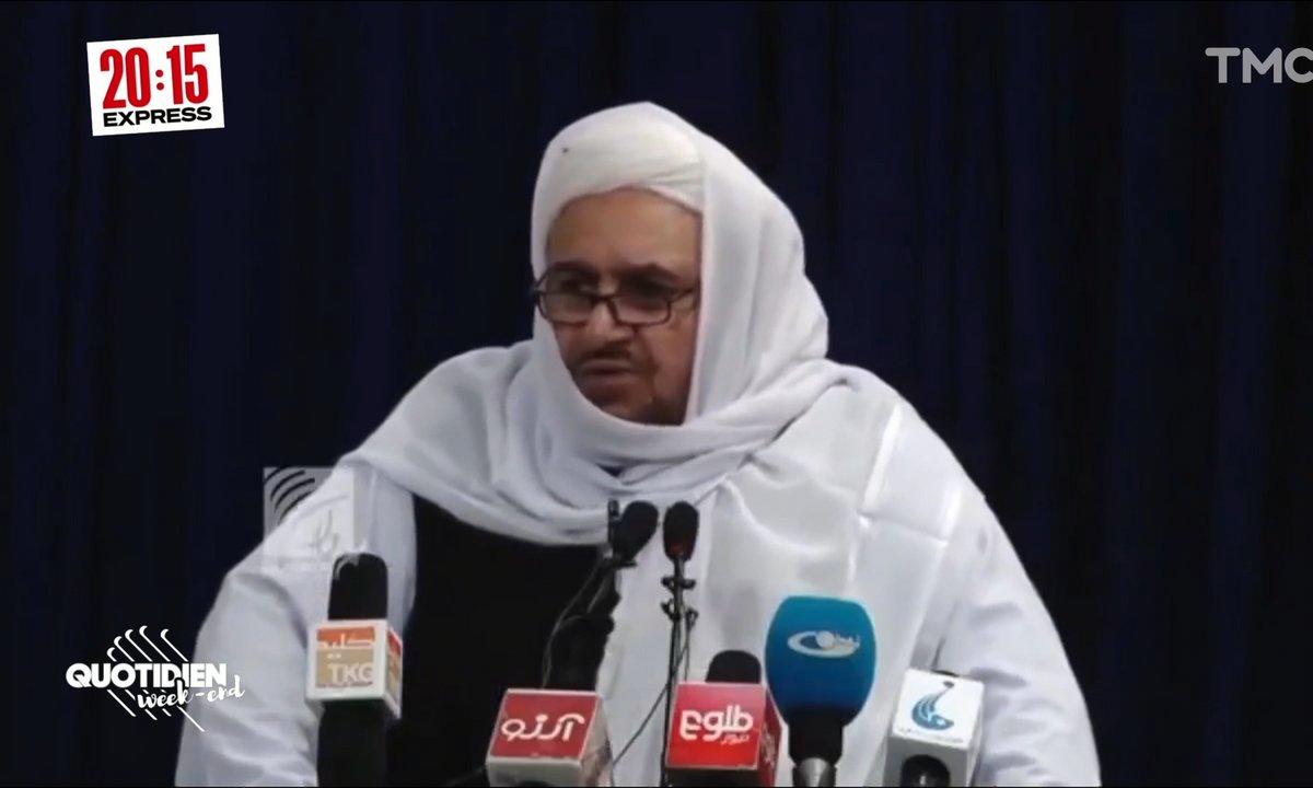 """20h15 Express : """"L'éducation n'est pas importante tant que vous êtes pieux"""", les premiers mots du ministre de l'Education taliban"""