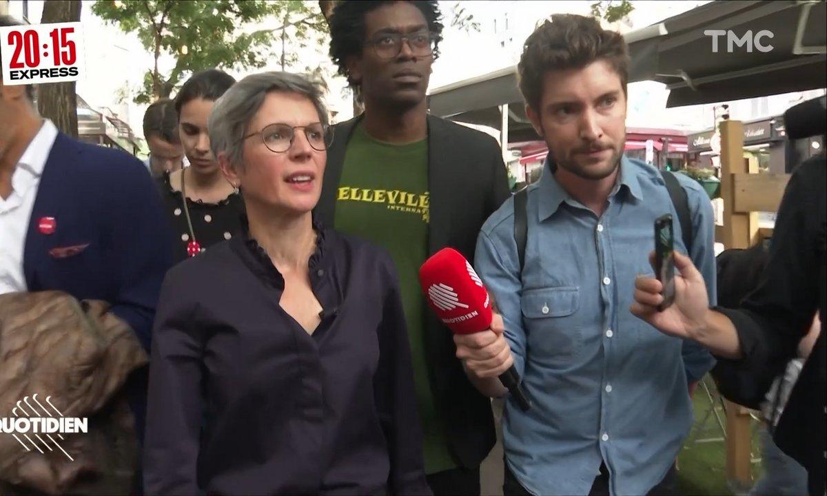 20h15 Express – Présidentielle 2022 : Sandrine Rousseau peut-elle faire gagner les écolos ?