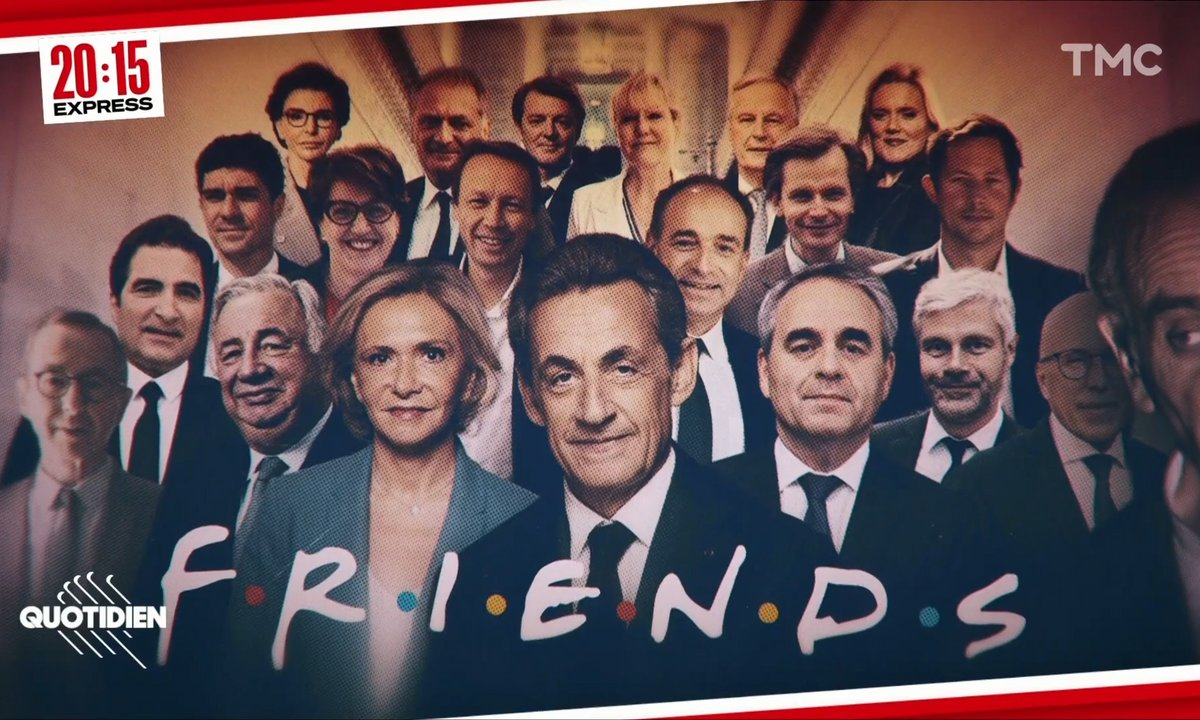 20h15 Express - Primaire de la droite : l'ombre d'Éric Zemmour