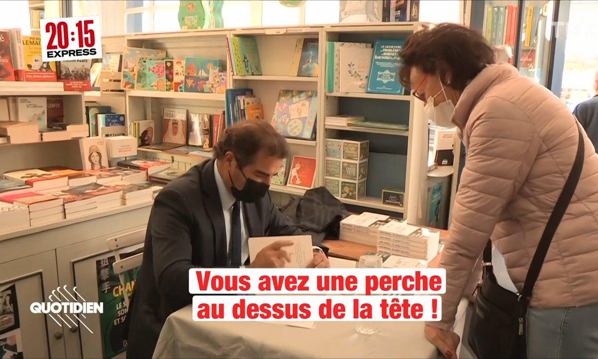 20h15 Express : Xavier Bertrand plie face aux militants, LR jubile