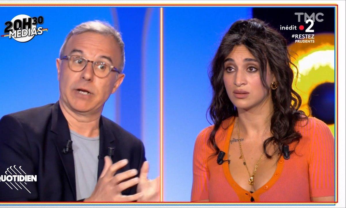20h30 Médias – Camélia Jordana sur les violences policières : beaucoup de réactions, peu de soutien