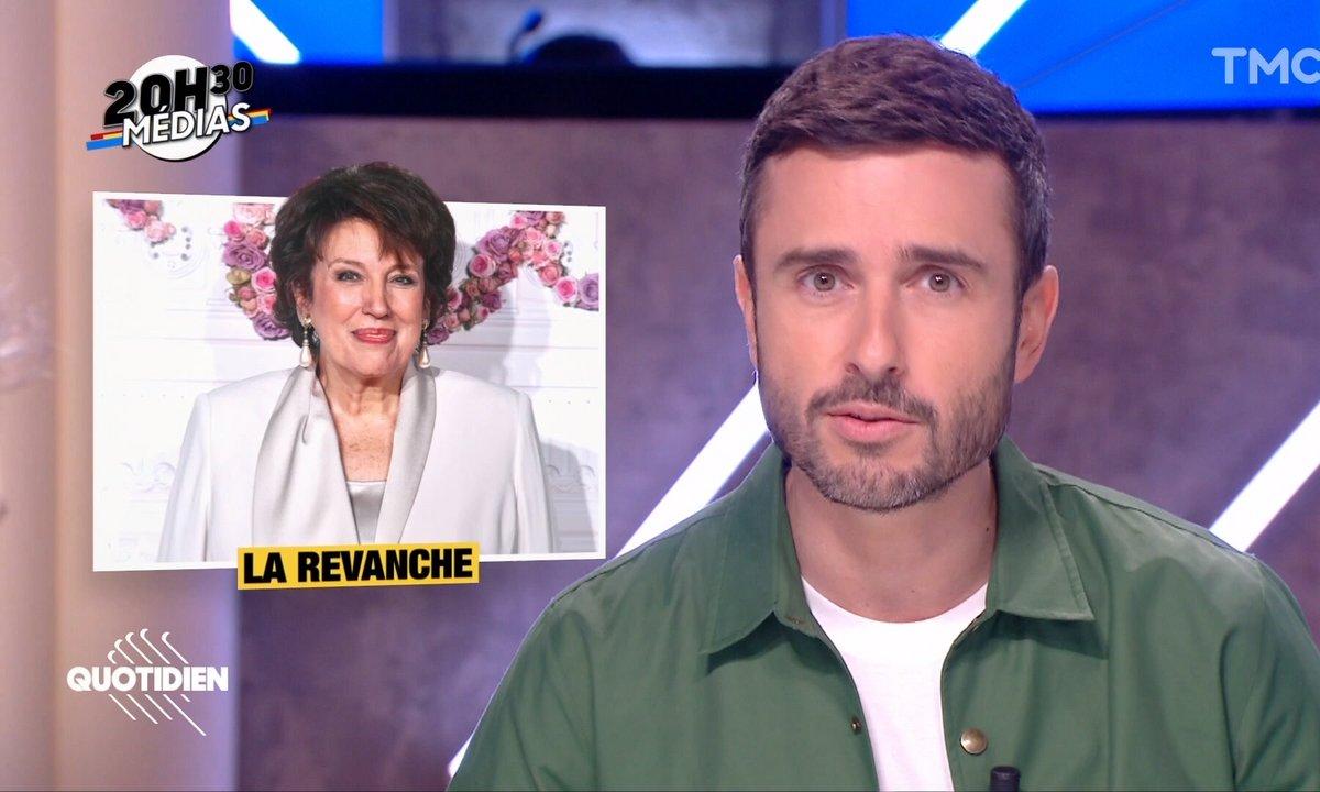 20h30 Médias : la revanche de Roselyne Bachelot