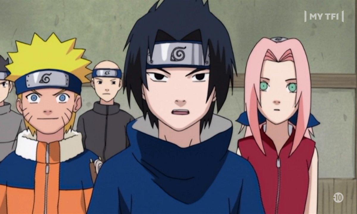 Naruto - Episode 21 - De mystérieux et puissants adversaires !