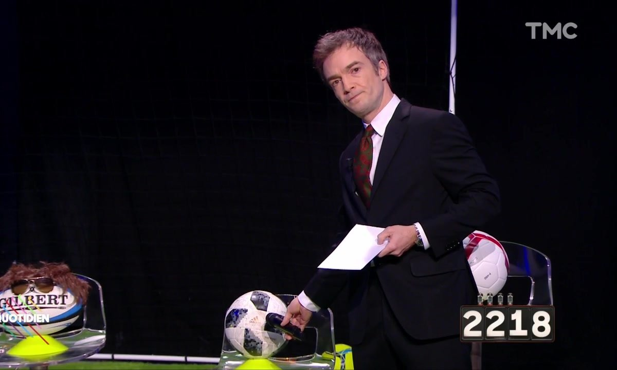 2218 : Jonathan Lambert se souvient du football