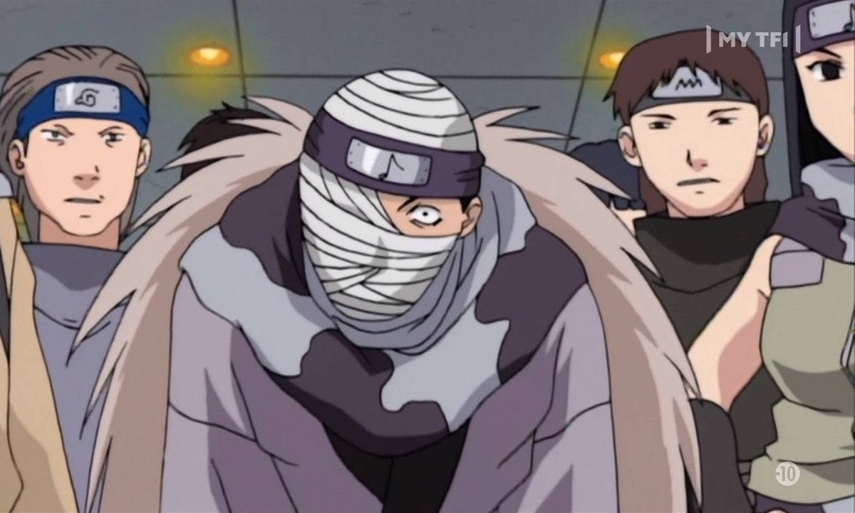 Naruto - Episode 23 - Les rivaux !