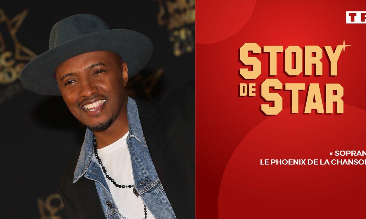 Story de Star : Soprano, le phoenix de la chanson