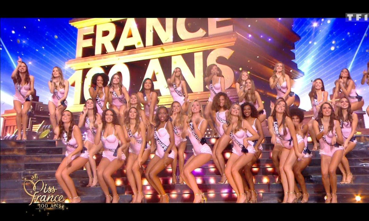 29 Miss en maillot de bain célèbrent le cinéma français