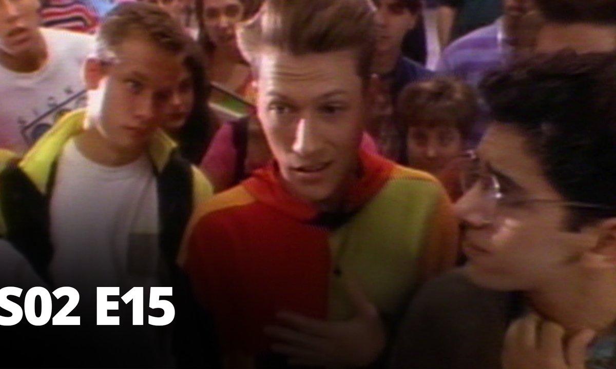 Parker Lewis ne perd jamais - S02 E15 - Un peu de tenue