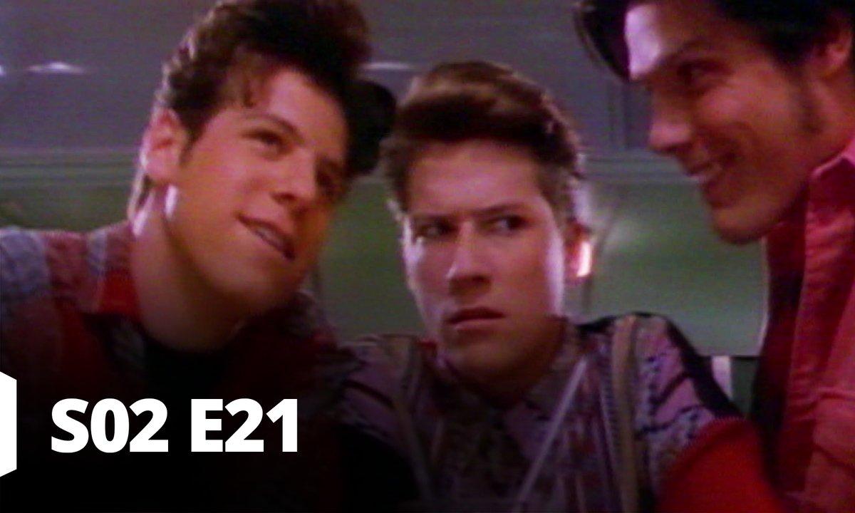 Parker Lewis ne perd jamais - S02 E21 - Quand Jerry rencontre Shelly