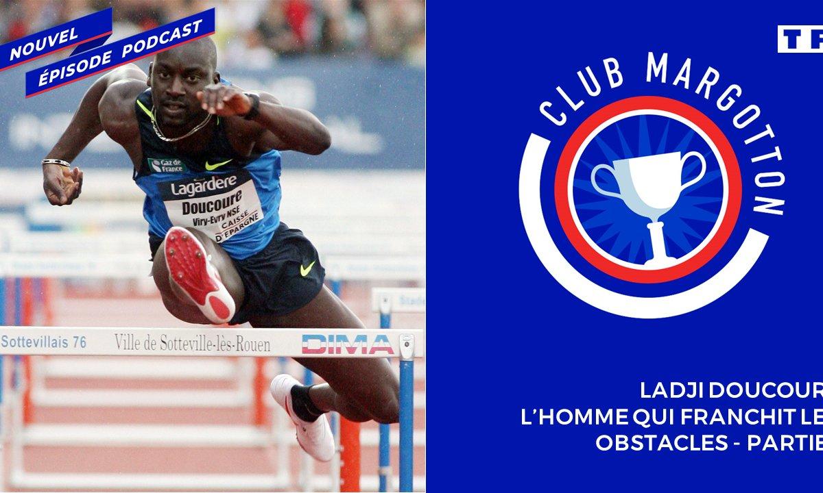 Club Margotton : Ladji Doucouré, l'homme qui franchit les obstacles - Partie 1