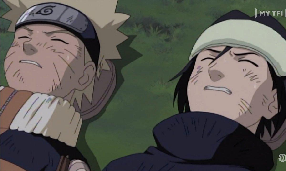 Naruto - Episode 31 - Le combat pour l'amour