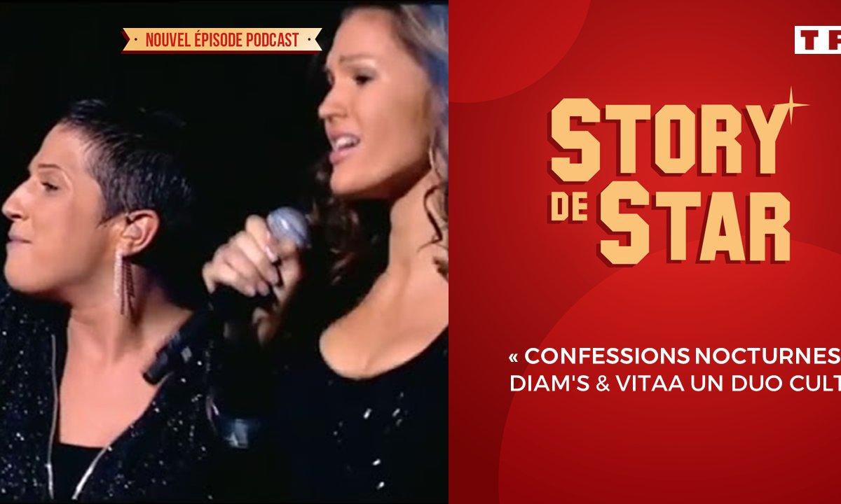 """Story de Star : """"Confessions nocturnes"""", Diam's & Vitaa un duo culte"""
