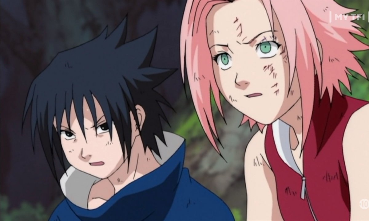 Naruto - Episode 33 - Une formation imbattable ! Sanglier-cerf-papillon