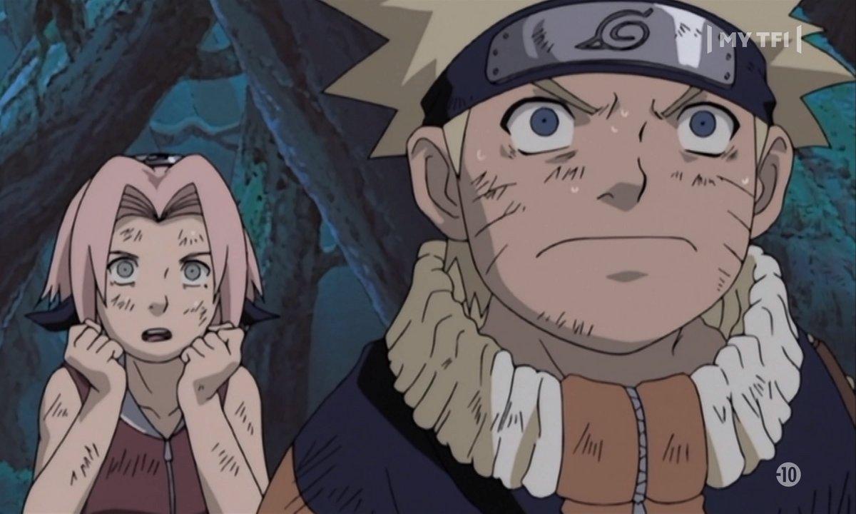 Naruto - Episode 36 - Combat de clônes