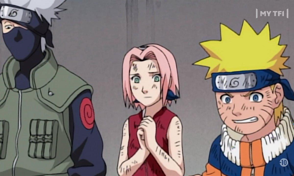 Naruto - Episode 39 - Shishirendan ! La fureur du lion