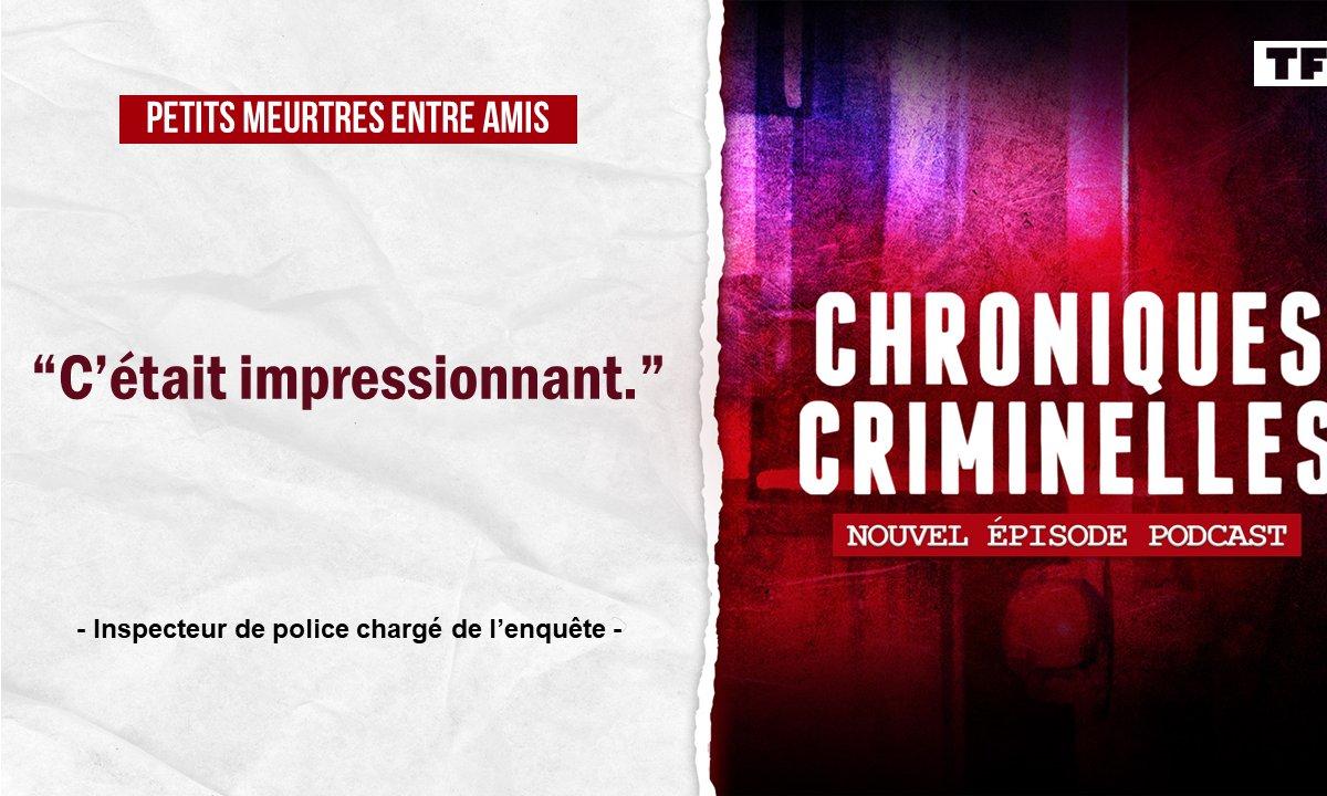 [INTÉGRALE] Chroniques criminelles : Petits meurtres entre amis