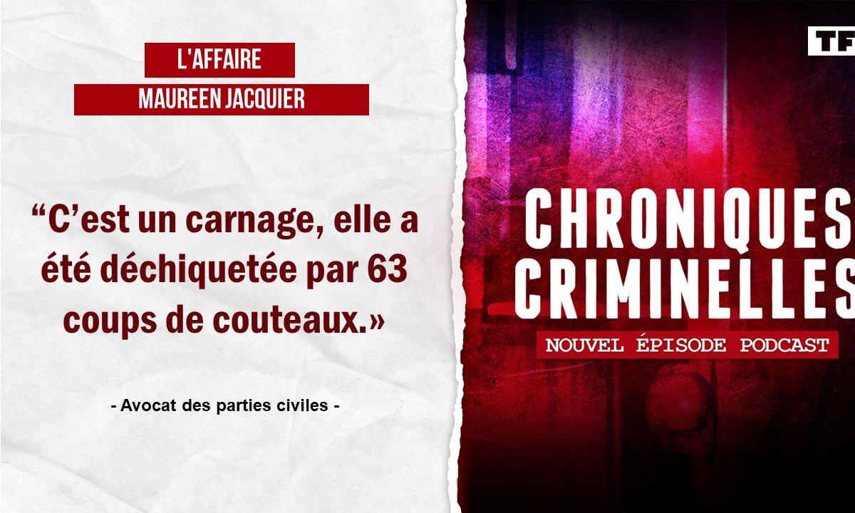 Chroniques criminelles : l'affaire Maureen Jacquier, amitié fatale ?