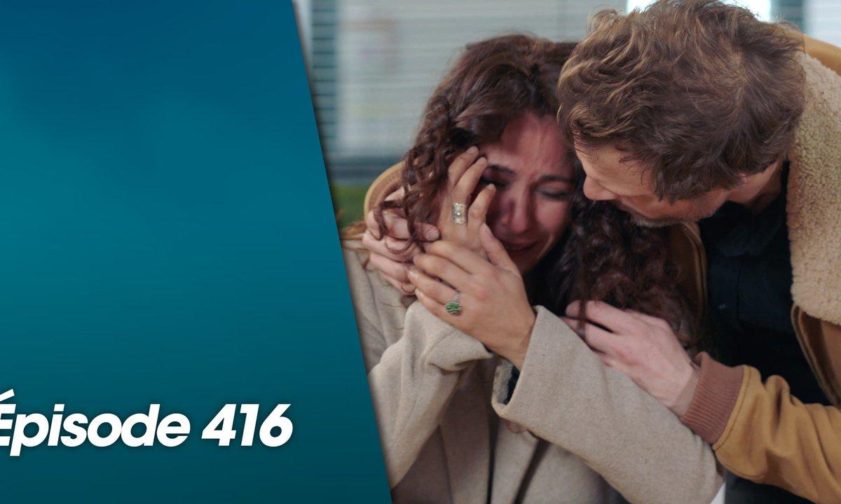 Demain nous appartient du 8 mars 2019 - Episode 416