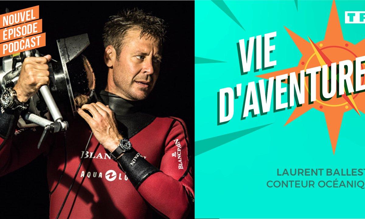 Vie d'Aventure : Laurent Ballesta, conteur océanique