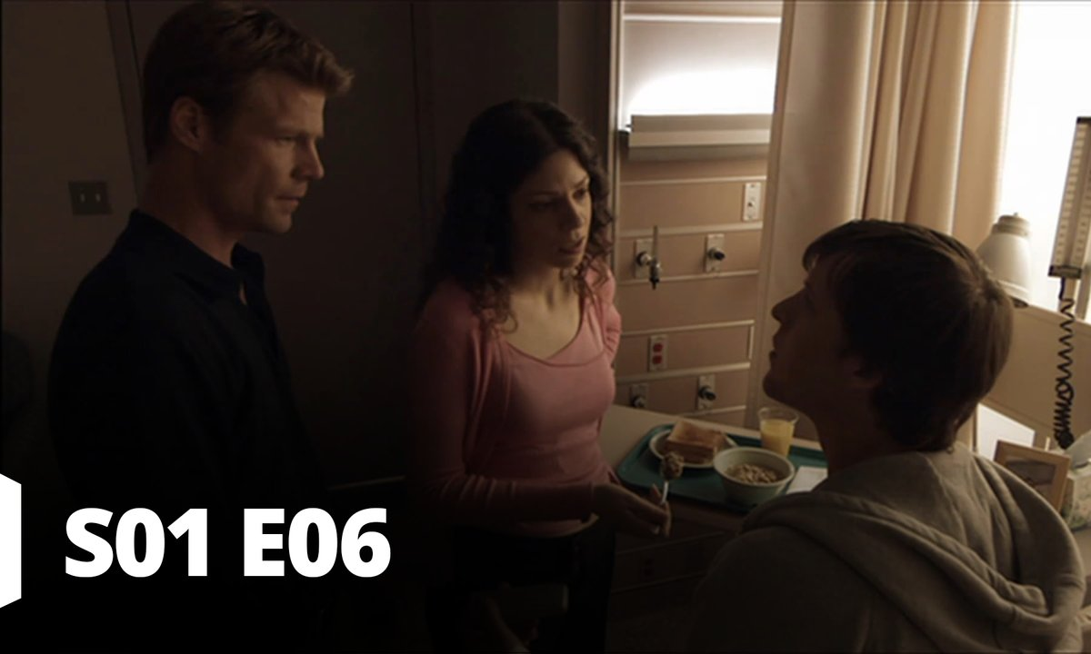 Les 4400 - S01 E06 - Ici commence l'obscurité