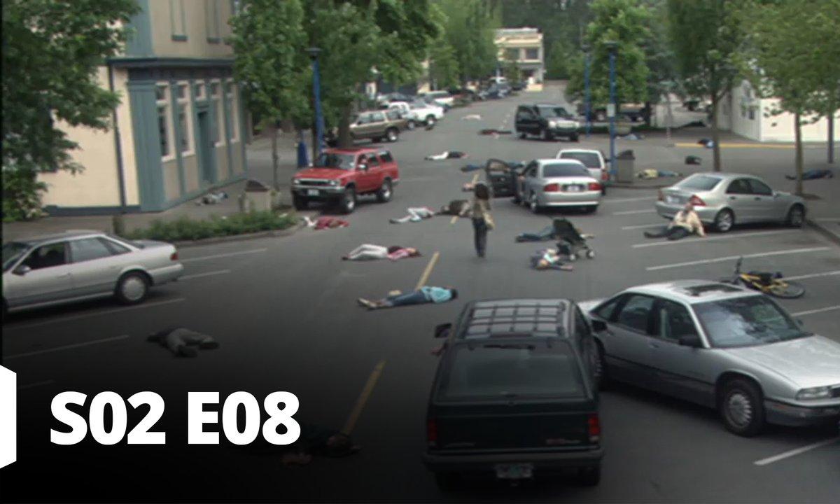 Les 4400 - S02 E08 - La Cavalière de l'apocalypse