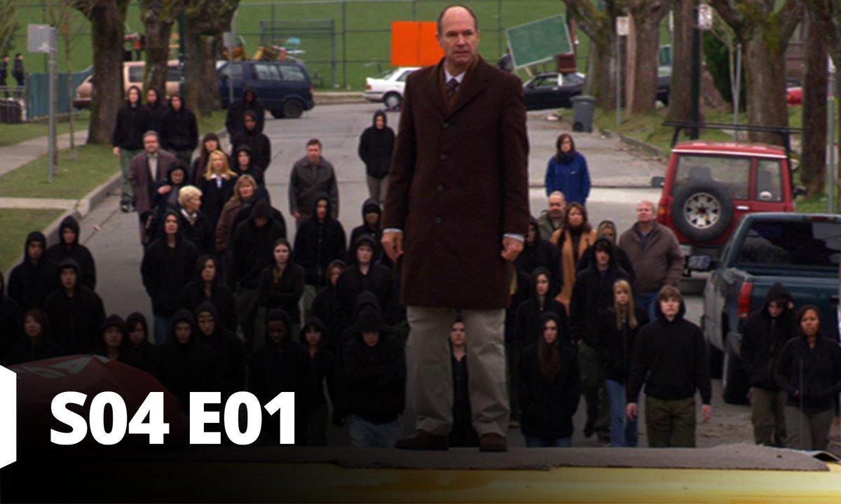 Les 4400 - S04 E01 - Le Messie