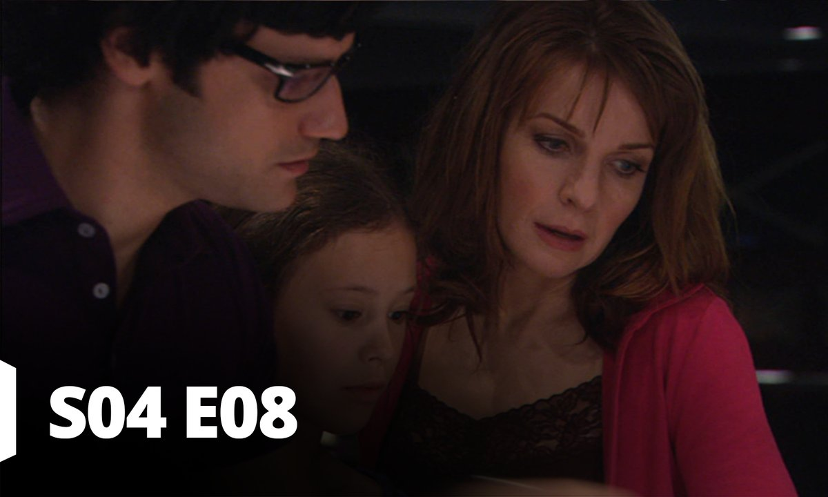 Les 4400 - S04 E08 - Piégés