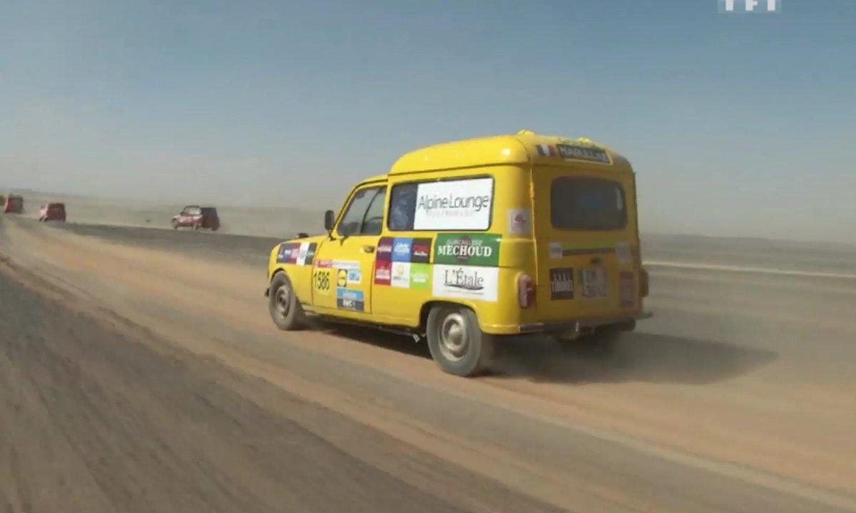 Teaser : l'aventure 4L Trophy 2017 dans Automoto