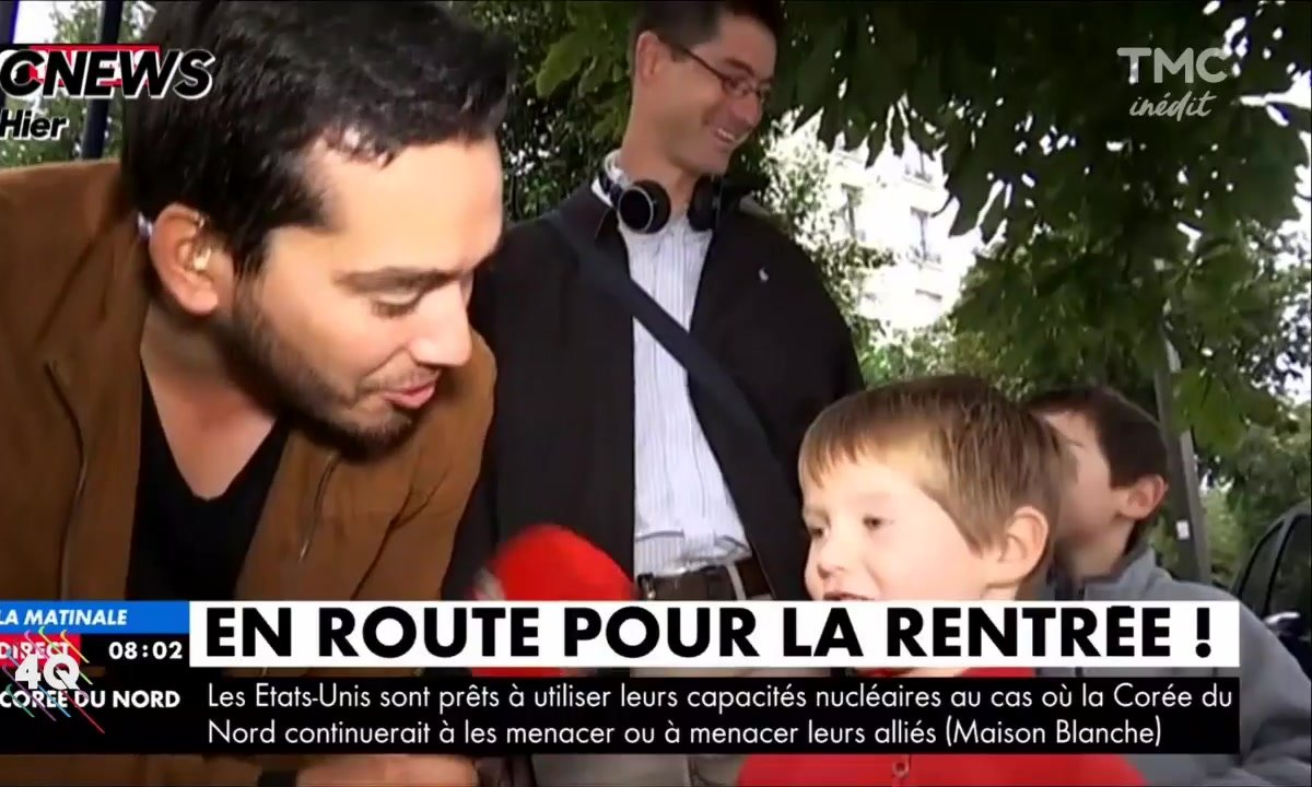 Les 4Q : Breaking news, c'est la rentrée !