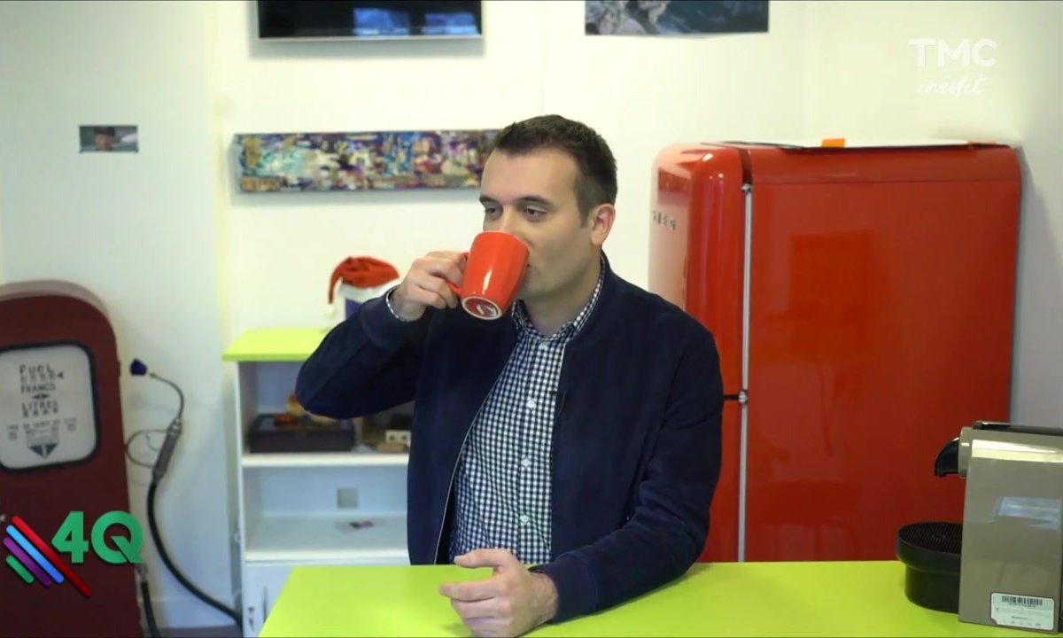 Les 4Q  - Florian Philippot fait (trop) de vidéos