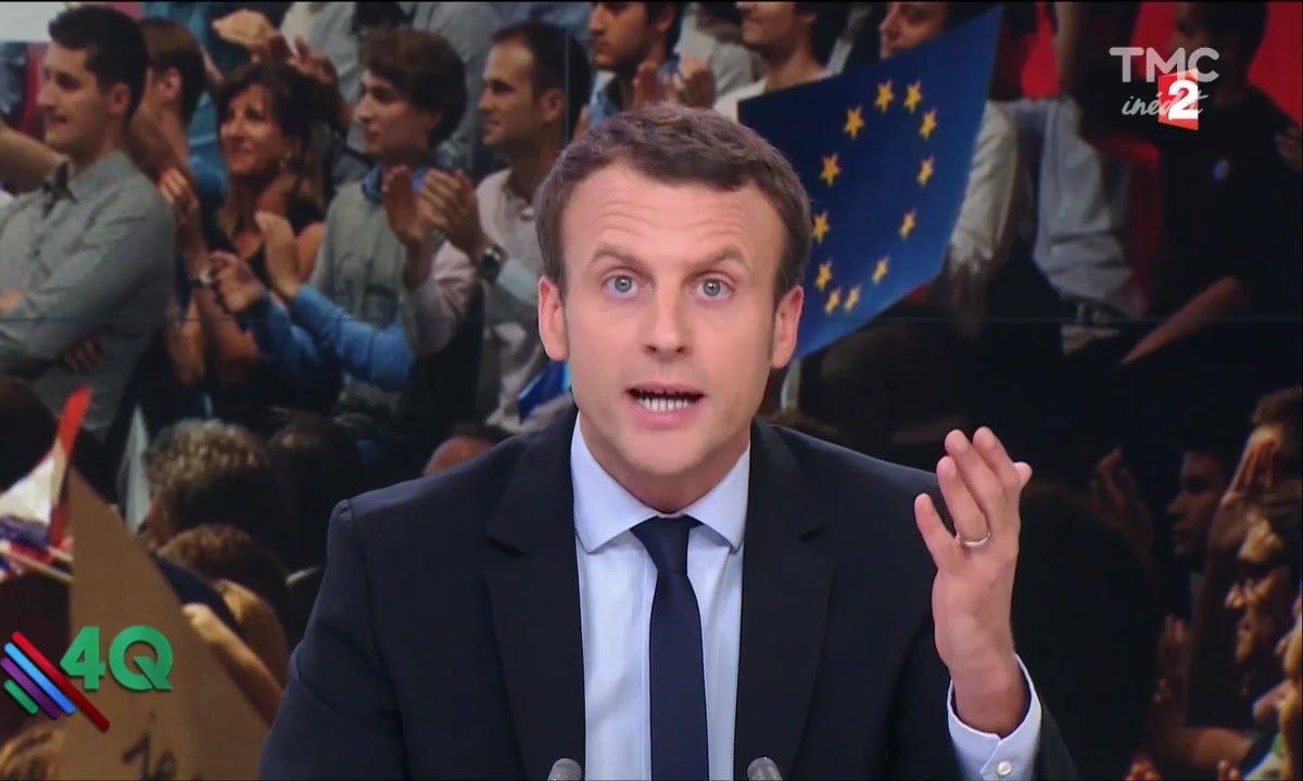 Les 4Q - le Macron Show