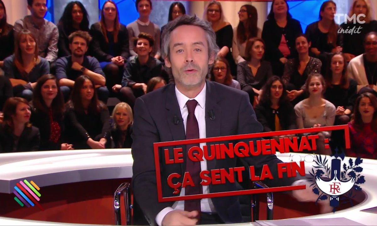 """Les 4Q - """"Le Quinquennat ça s'en la fin"""""""