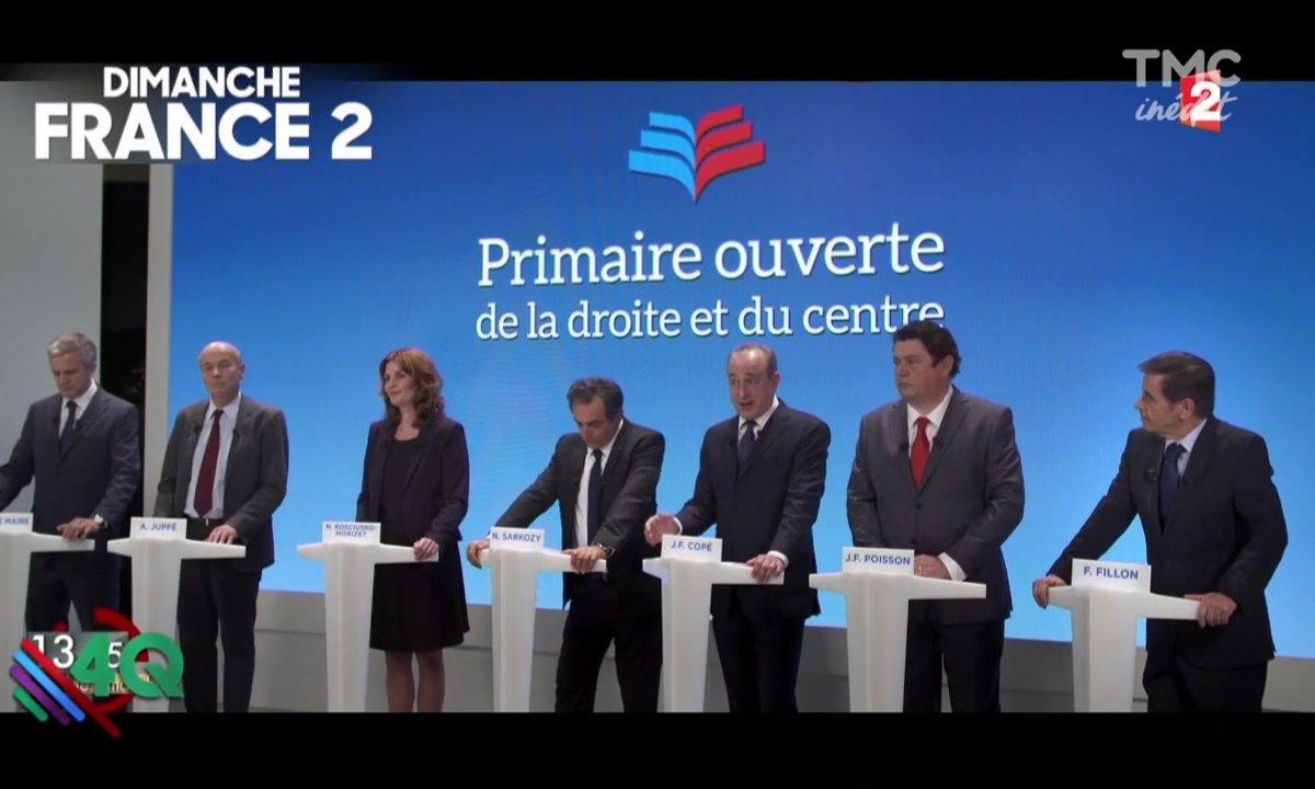 Les 4Q : Un faux débat de la Primaire qui ressemble au vrai