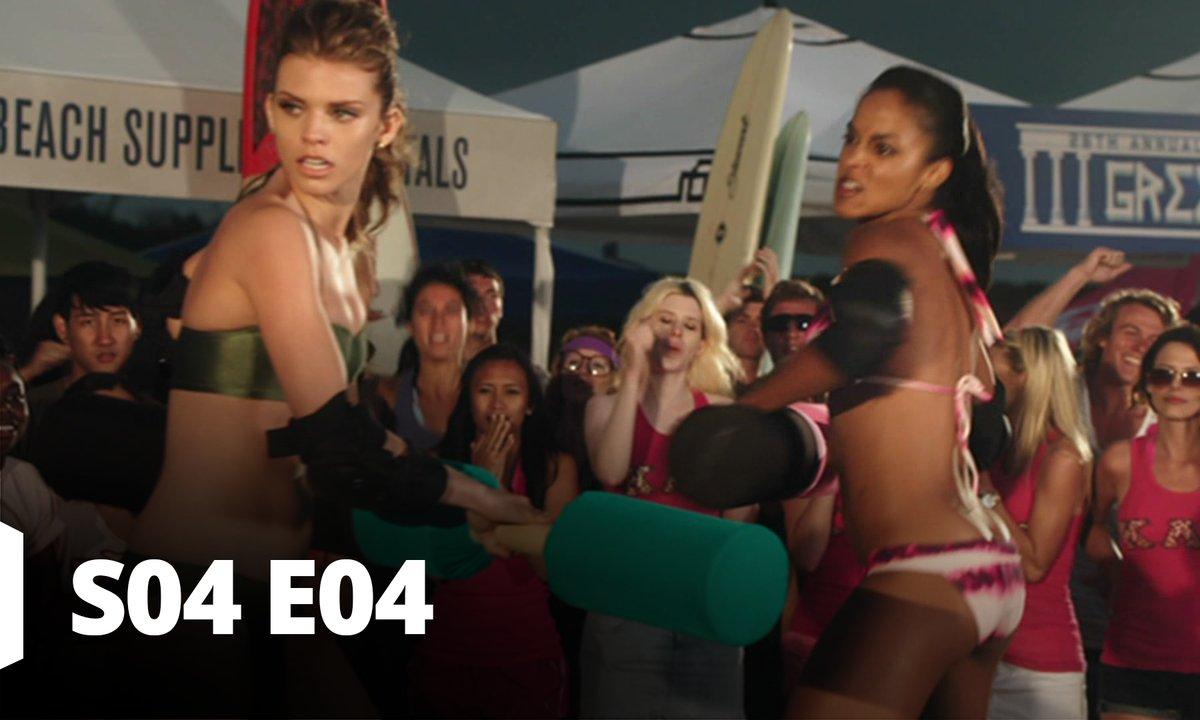 90210 Beverly Hills : Nouvelle Génération - S04 E04 - Les Olympiades