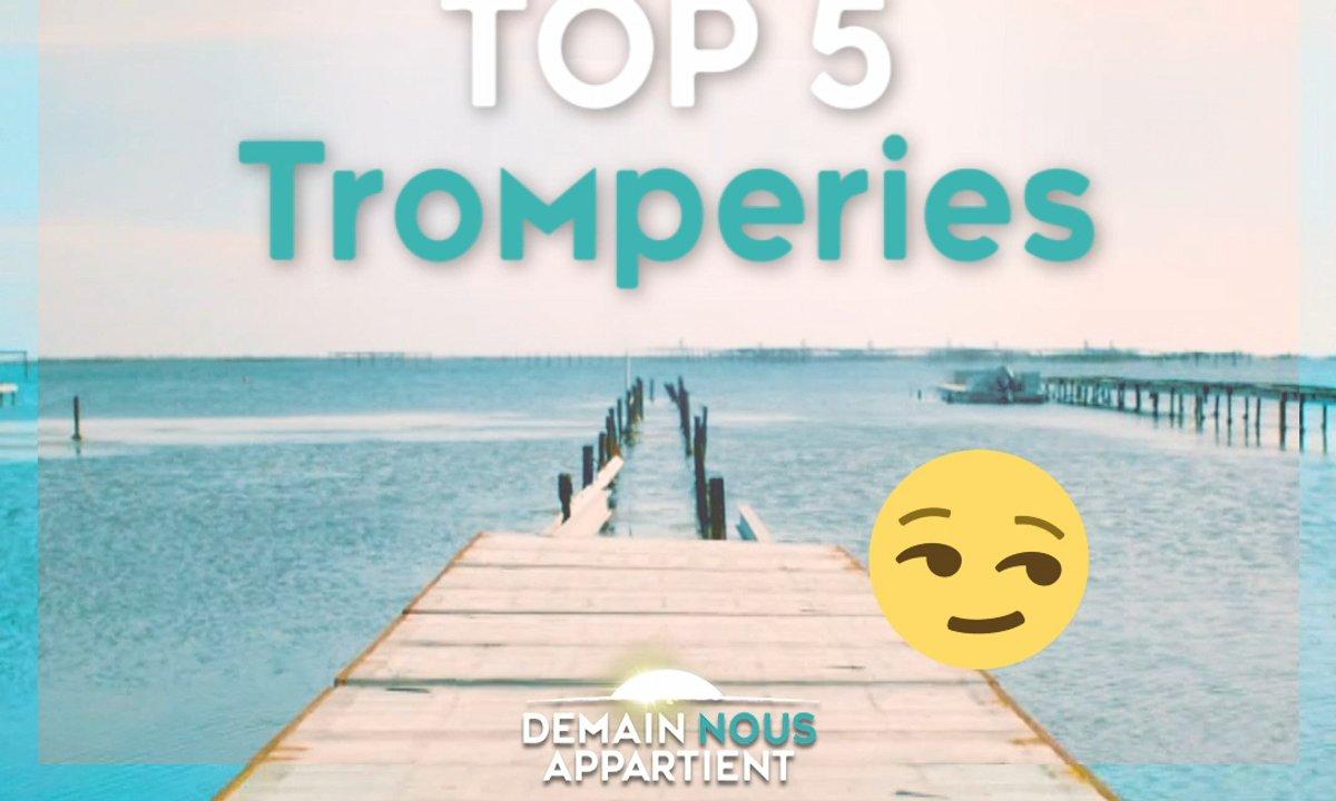 😲 TOP 5 des tromperies