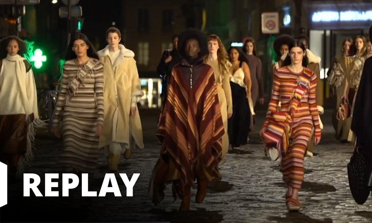 5 minutes de mode by Loïc Prigent du 8 mars 2021 - Paris défile !