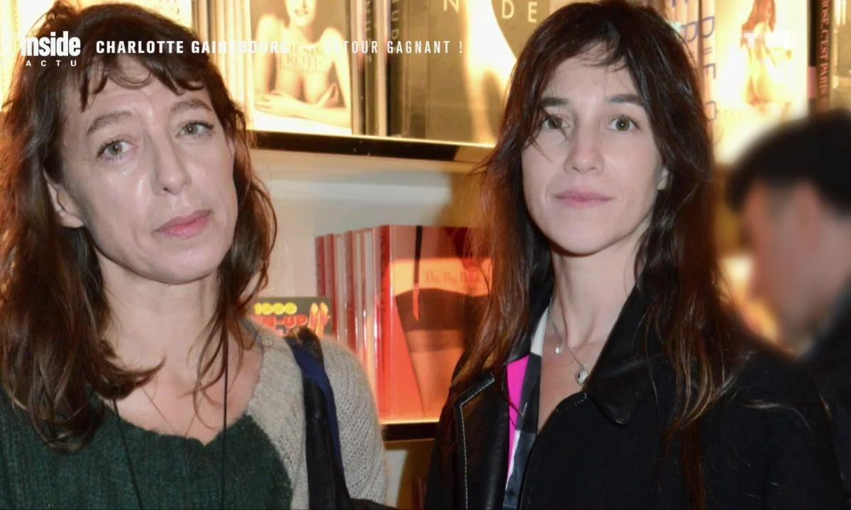 Charlotte Gainsbourg revient sur le décès de sa sœur