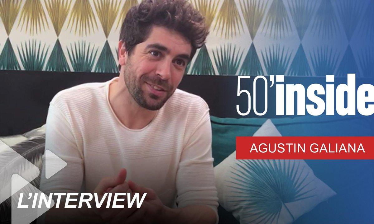 """Agustin Galiana : """"Avec cet album, je souhaite apporter le soleil espagnol !"""""""