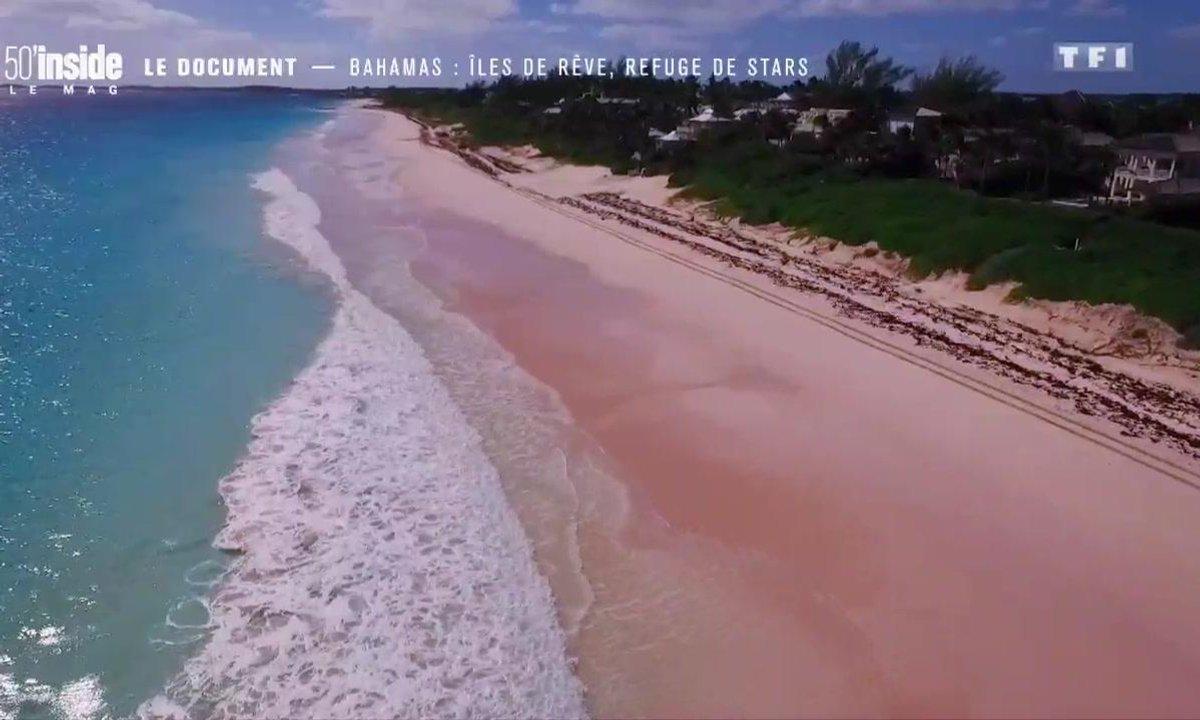 Les Bahamas, îles de rêve, refuge de stars !