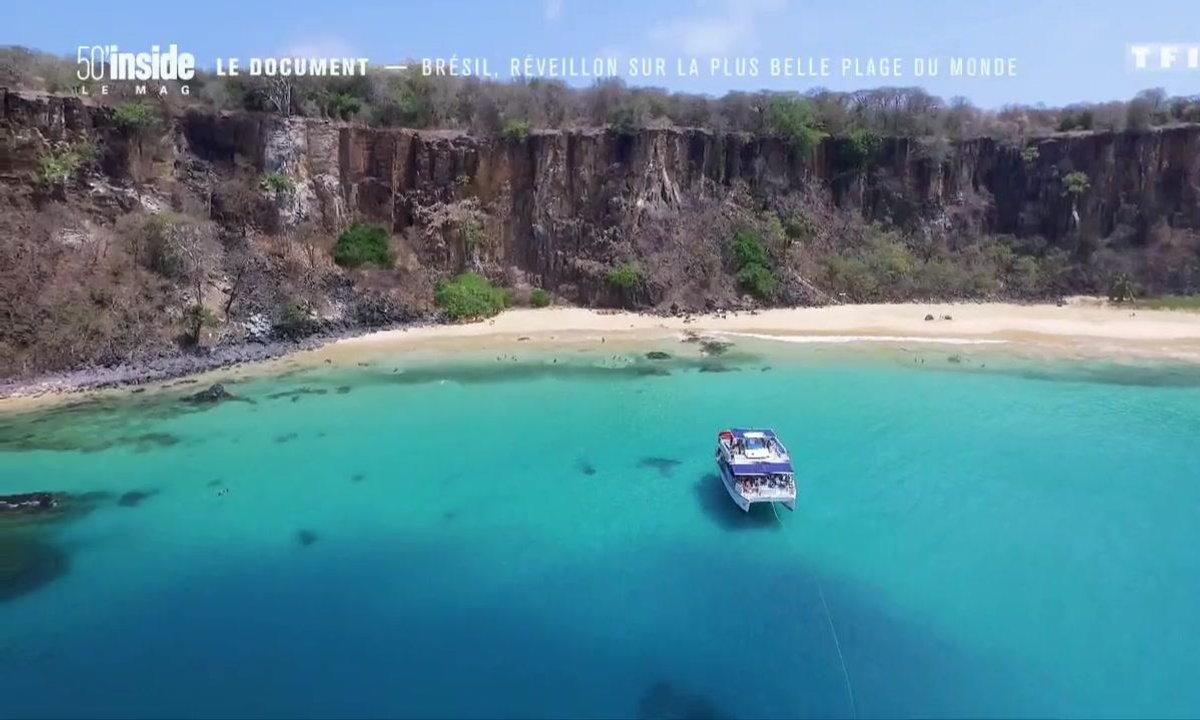 Brésil : un réveillon sur la plus belle plage du monde...