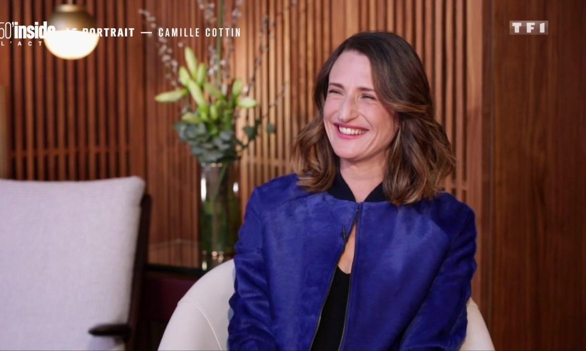 Camille Cottin raconte 5 dates qui ont marqué sa vie