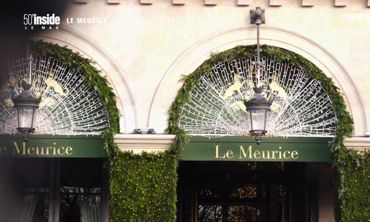 Dans les coulisses du Meurice, le doyen des palaces parisiens