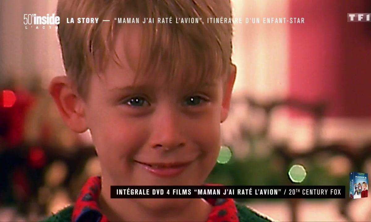 """Que devient Macaulay Culkin, l'enfant star de """"Maman j'ai raté l'avion"""" ?"""