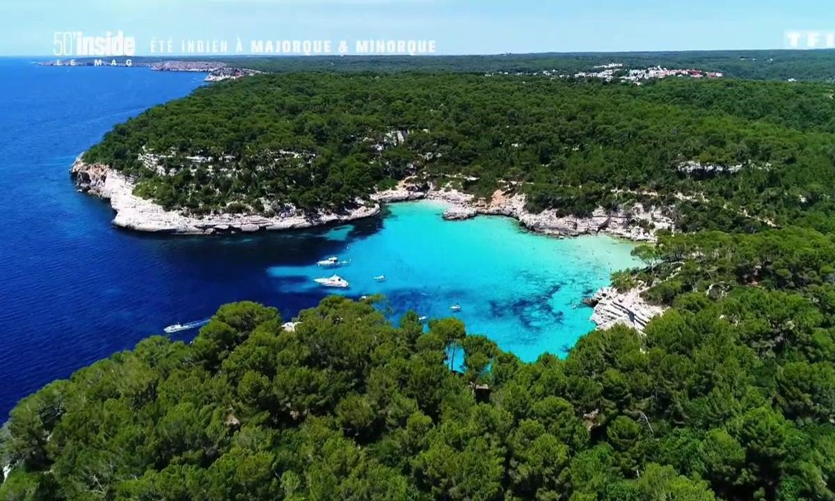 Le document - Majorque et Minorque, paradis des stars