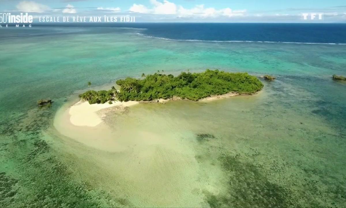 Le document - Escale de rêve aux îles Fidji