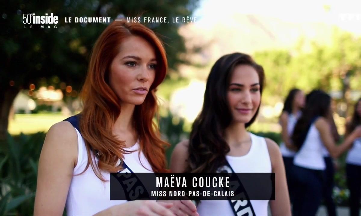 Le document - Miss France, un rêve devenu réalité