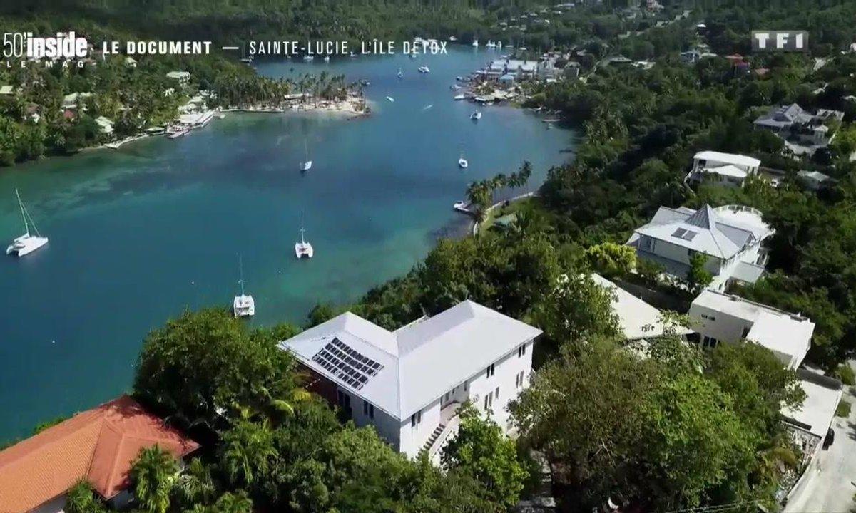 Le document - Sainte-Lucie, le paradis perdu des Caraïbes