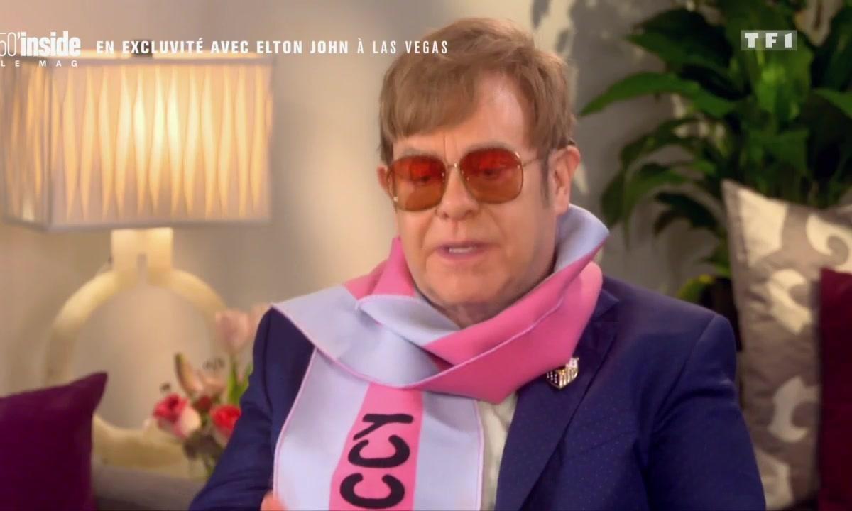 Elton John : sa nouvelle vie à Las Vegas