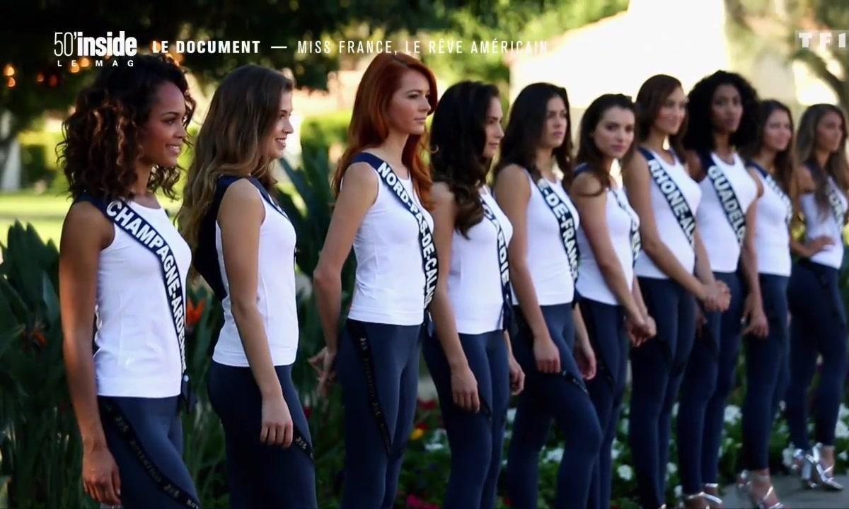 Quand Maëva Coucke, Miss France 2018, appréhendait de défiler